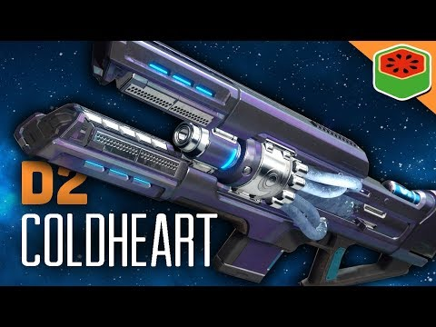 COLDHEART - NEW EXOTIC WEAPON TYPE! | Destiny 2 Gameplay