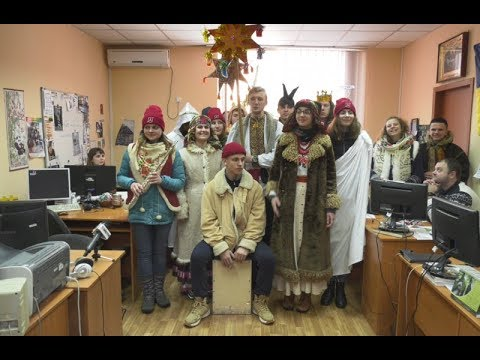 mistotvpoltava: УАЛ – щедрування на Студії «Місто»