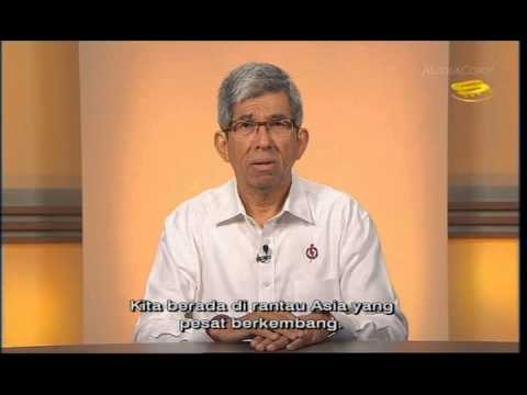 First Party Political Broadcast by Dr Yaacob Ibrahim in malay
