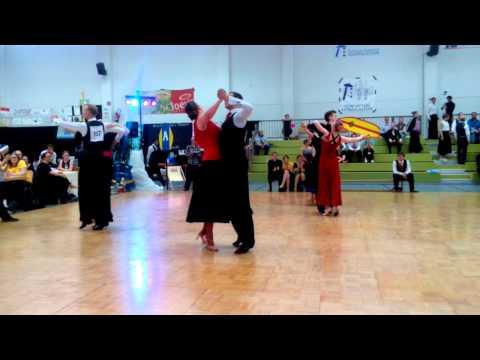 53rd ETDS Kaiserslautern Final Masters Slow Waltz