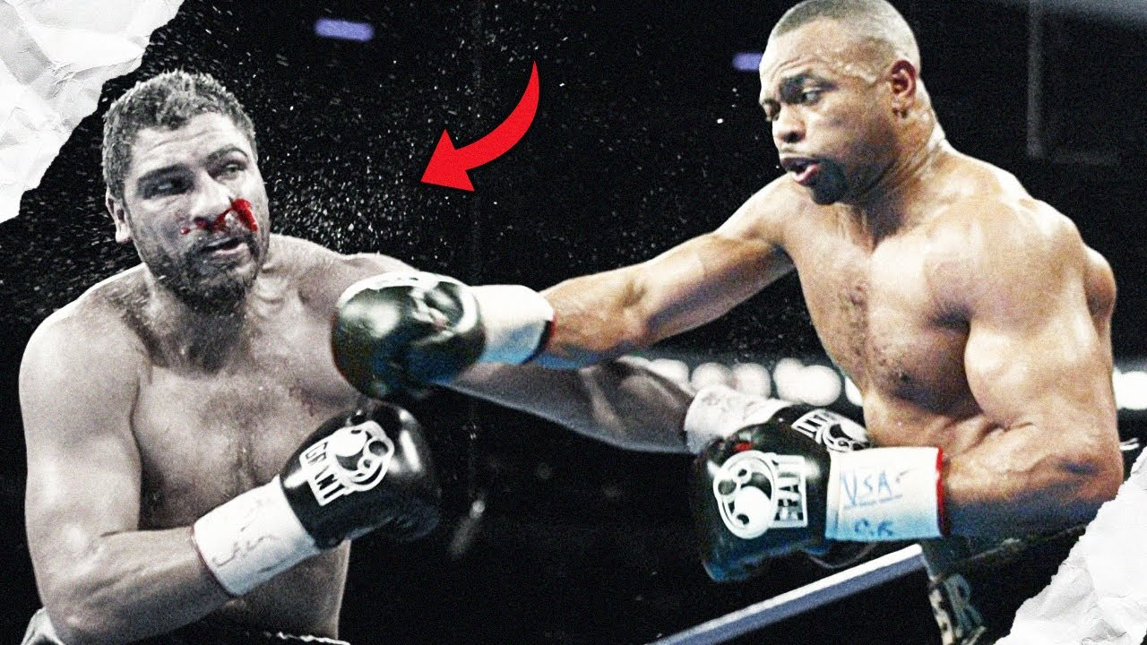 ¿El mejor boxeador de la HISTORIA? | Roy Jones Jr