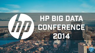 Day 1 Intro - HP Big Data Conference 2014 - theCUBE