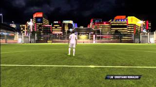 How To Use Arena Mode In FIFA 12