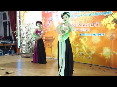 Múa Cây Trúc Xinh