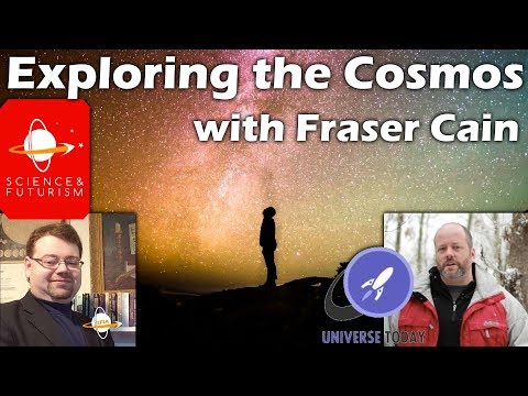 Observing the Cosmos (with Fraser Cain)