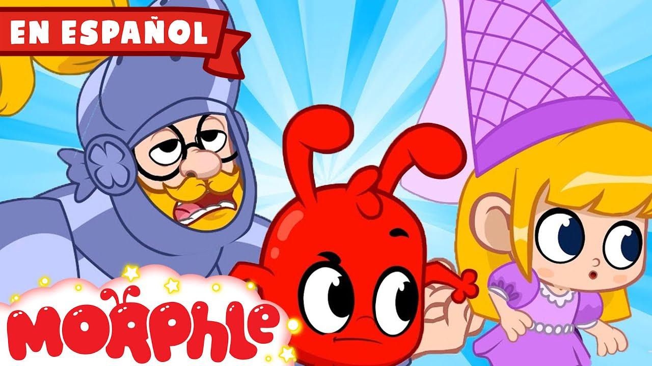 Morphle en Español | El secuestro gigante | Caricaturas para Niños | Caricaturas en Español