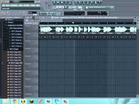 How To Time-Stretch Vocals In FL Studio
