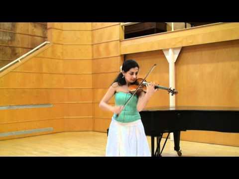 Paganini -Caprice No 22 by Ani Batikian