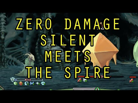 Who Needs Damage? Or Block? | Ascension 20 Silent | Slay The Spire