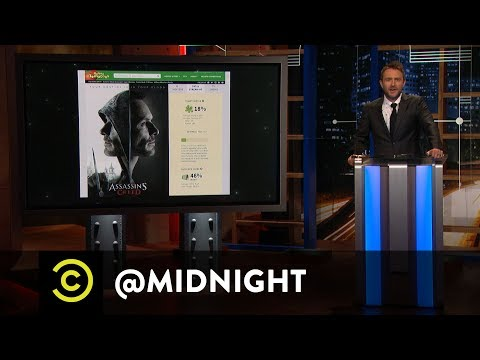 """Extended - An Insanely Expensive """"Assassin's Creed"""" - Uncensored - @midnight with Chris Hardwick"""