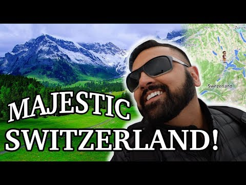 MAJESTIC SWITZERLAND!!! | Food Finds, Pro Travel Tips, and VIEWS!!! SEPTEMBER 2018