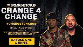 DJ Suss One & Em-EZ Ghost Mix For DJ Envy During #Change4Change