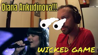 Download Diana Ankudinova - Wicked Game - ROCK MUSICIAN REACTION Mp3 and Videos
