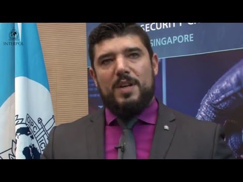 INTERPOL Digital Security Challenge: Alexandru Caciuloiu, INTERPOL Digital Crime Officer, IGCI