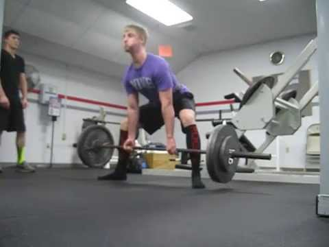 275 X 6 Reps Sumo Deadlifts Form Tips Canditotraininghq Youtube
