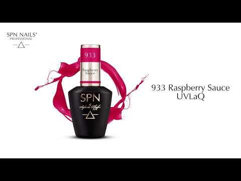 Video: 933 Raspberry Sauce UV LaQ 8ml