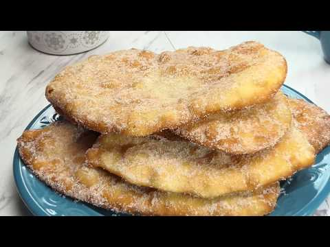 Canadian Fried Dough Pastry Recipe | Ottawa Mommy Club