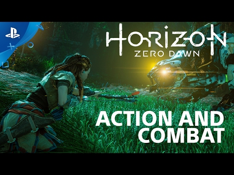 Horizon Zero Dawn: The Combat - Countdown to Launch at PS Store | PS4