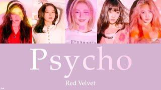 日本語字幕/かなるび【 Psycho 】Red Velvet(레드벨벳)