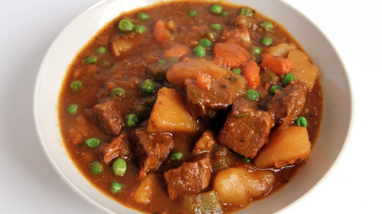 Beef Stew Recipe - Laura Vitale - Laura in the Kitchen ...