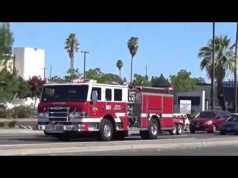 Fire Trucks Responding - Best Of 2016