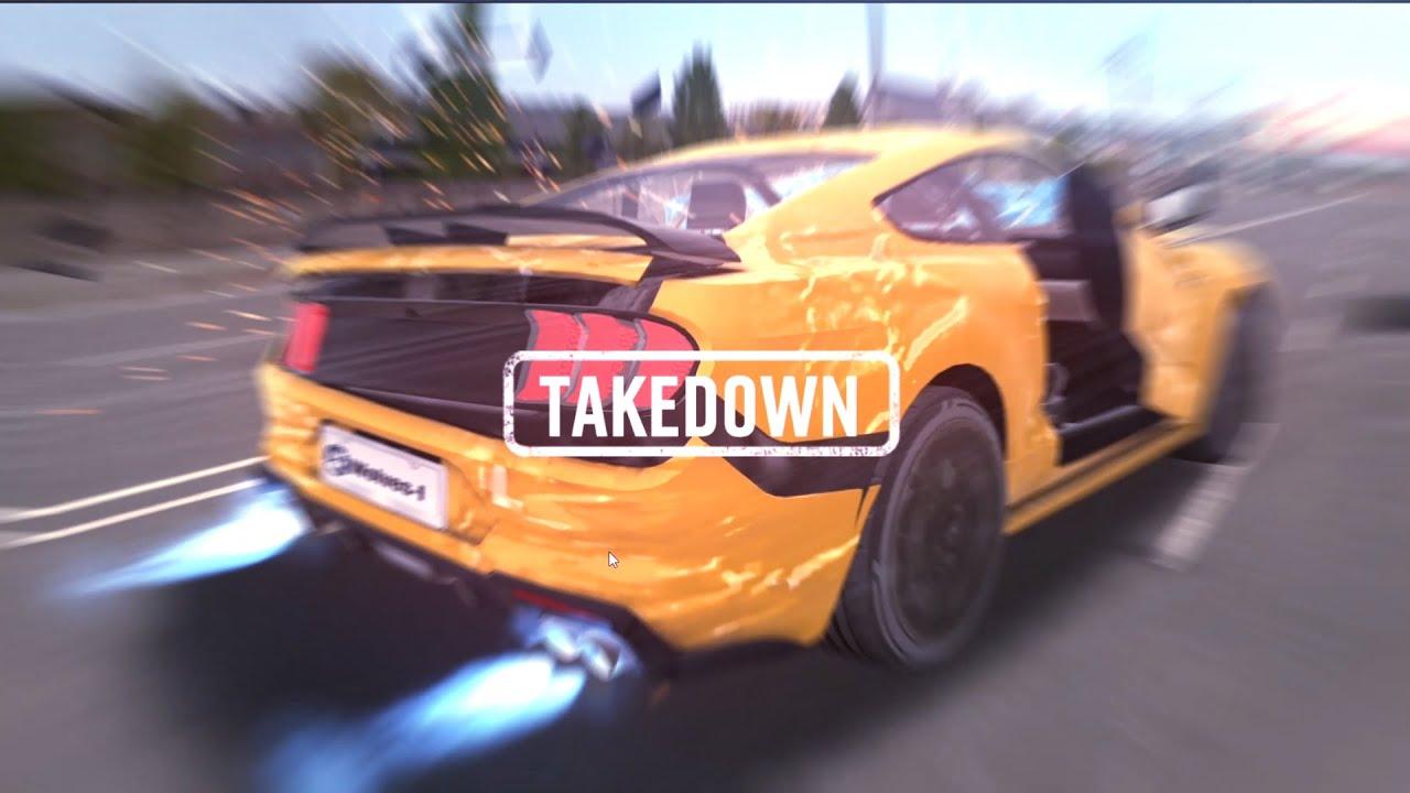 Racing GO Takedown Challenge