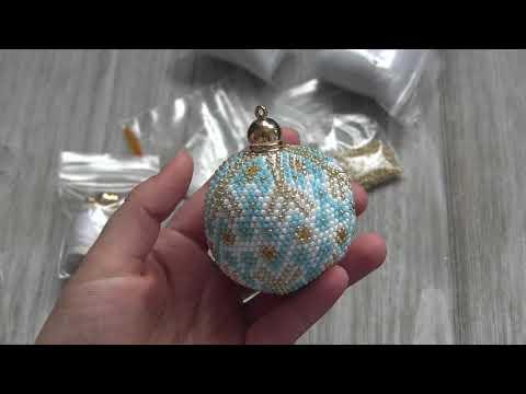 Bead Crochet Technique