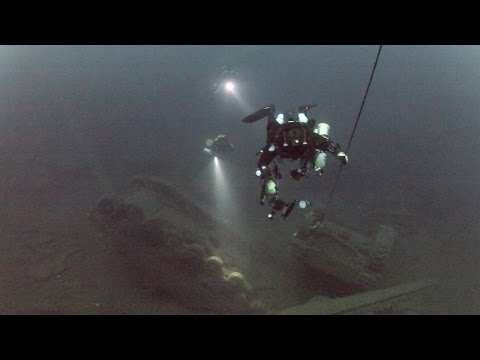 Malin Head Dive Expedition - July 2015
