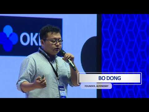 Bo Dong - Founder, Altonomy - Global Trading Landscape for Digital Assets - IBC 2018