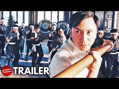 IP MAN: KUNG FU MASTER Trailer (2020) Dennis To Martial Arts Movie