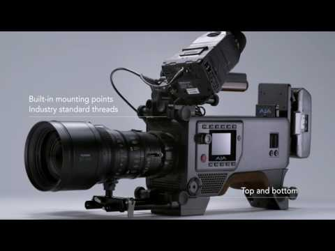 AJA CION - The New 4K/UHD and 2K/HD Production Camera from AJA
