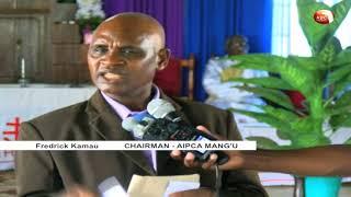 Service disrupted at AIPCA Church Mang'u in Nakuru County