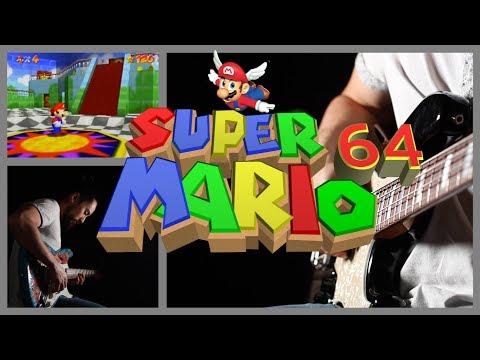 Super Mario 64 Medley - samuraiguitarist