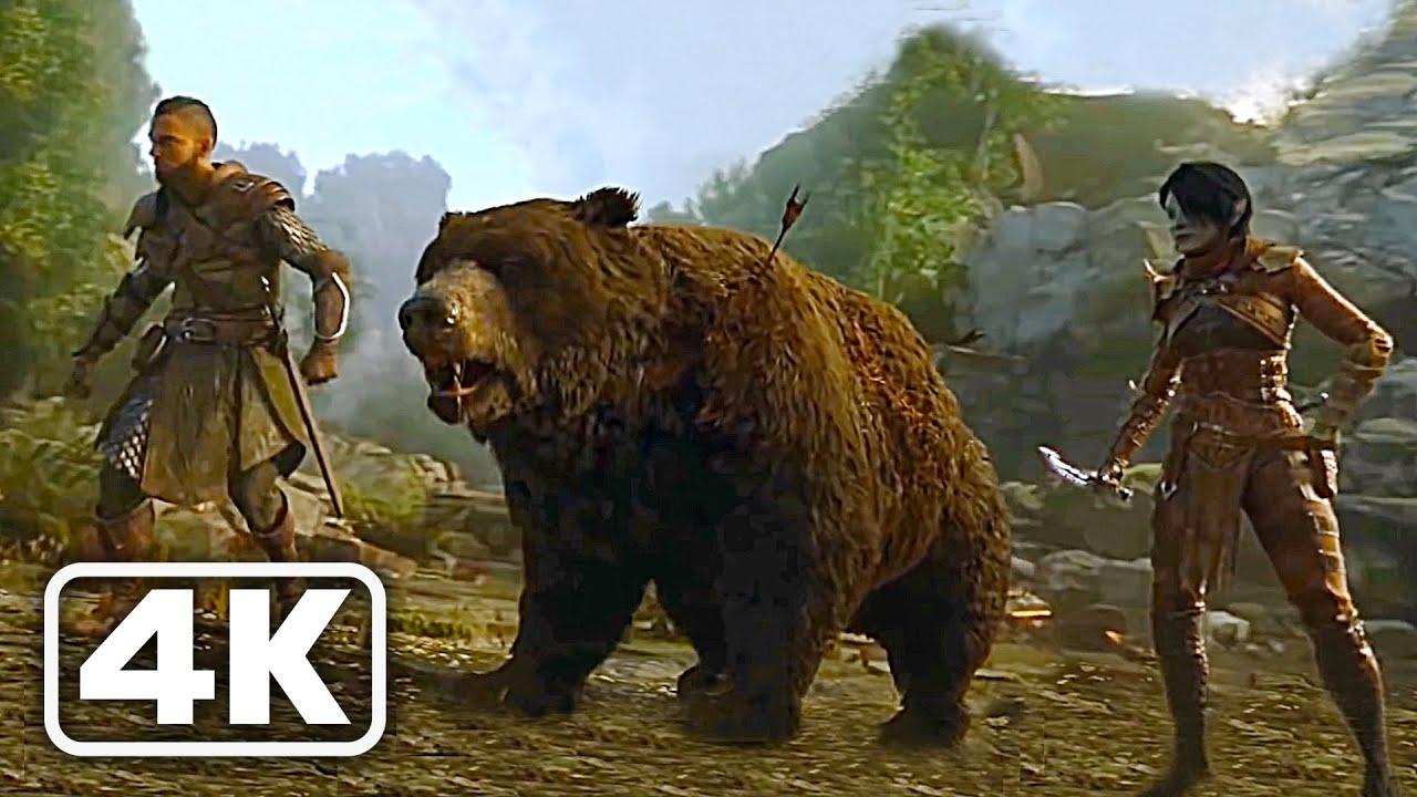 The Elder Scrolls Online - The Movie (4K)