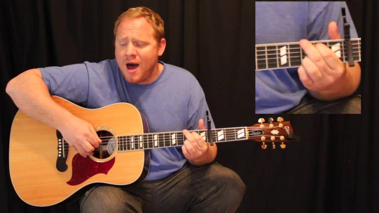 Heres My Heart Lord David Crowder Worship Tutorial W Chord And