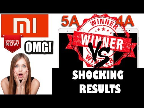 Redmi 5A vs Redmi 4A Ultra Comparison !! Shocking Results !! Watch to see Winner