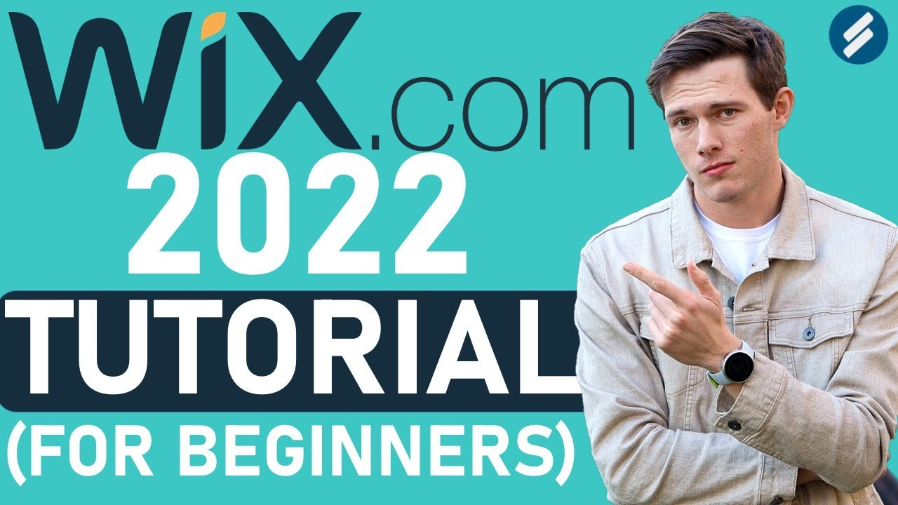 Wix Tutorial 2021 (Full Tutorial For Beginners) - Create A Professional Website