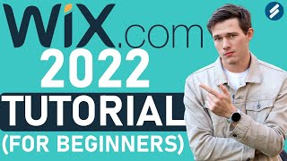 Wix Tutorial 2021(Full Tutorial For Beginners)  Create A Professional Website