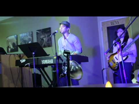 FIC band songwriters cafe performance