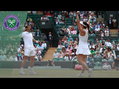 Ivan Dodig/Latisha Chan vs Robert Lindstedt/Jelena Ostapenko Wimbledon 2019 finals highlights