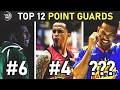 Ranking ng TOP 12 Point Guards sa PBA Ngayon | Mula sa Bawat Teams | Sang-Ayon ka ba?