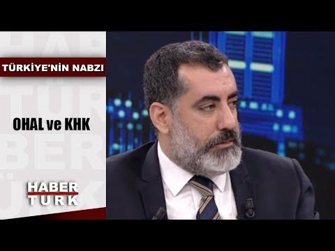 Türkiyenin Nabzı - 8 Ocak 2018 (OHAL ve KHK)