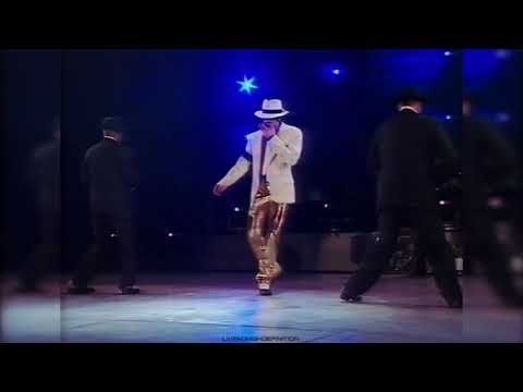 Michael Jackson - Smooth Criminal - Live Helsinki 1997 - HD