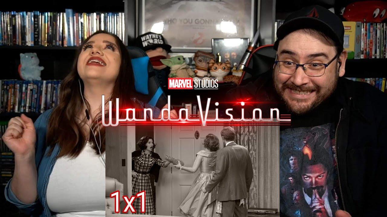 WandaVision 1x1 - SEASON PREMIERE Reaction / Review