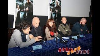 Пресс-конференция фильма «Антикиллер ДК. Любовь без памяти»