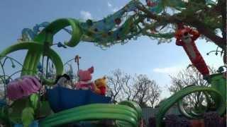 2012年4月1日 瘋~Tokyo Disney東京迪士尼樂園~夢幻遊行(一)