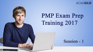 PMP Training Video 2017 | Online PMP Certification Training | PMBOK 5th Edition