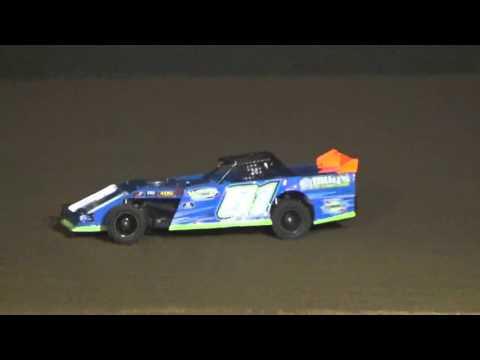 Ark La Tex Speedway Pro Mod Heat race 1 5/7/16