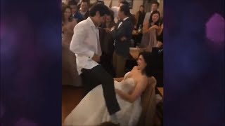 Erwan Heussaff Strip Dance with Wife Anne Curtis!