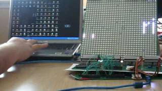 32x32 RGB LED DISPLAY